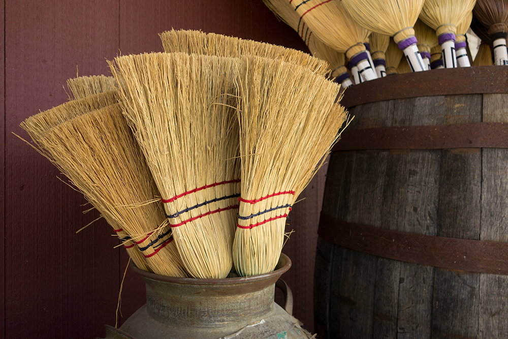 Amish Handmade Brooms