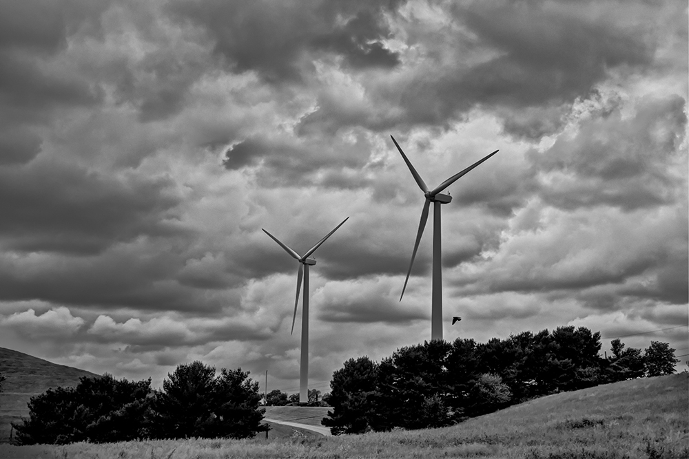 Turkey Hill Windmills