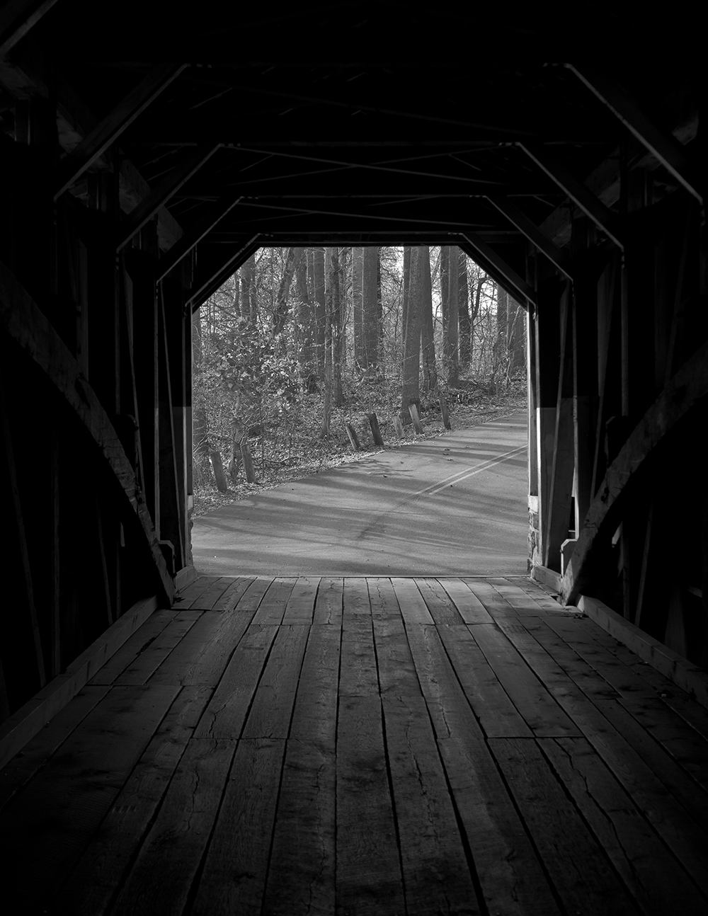 Kurtz's Mill Covered Bridge